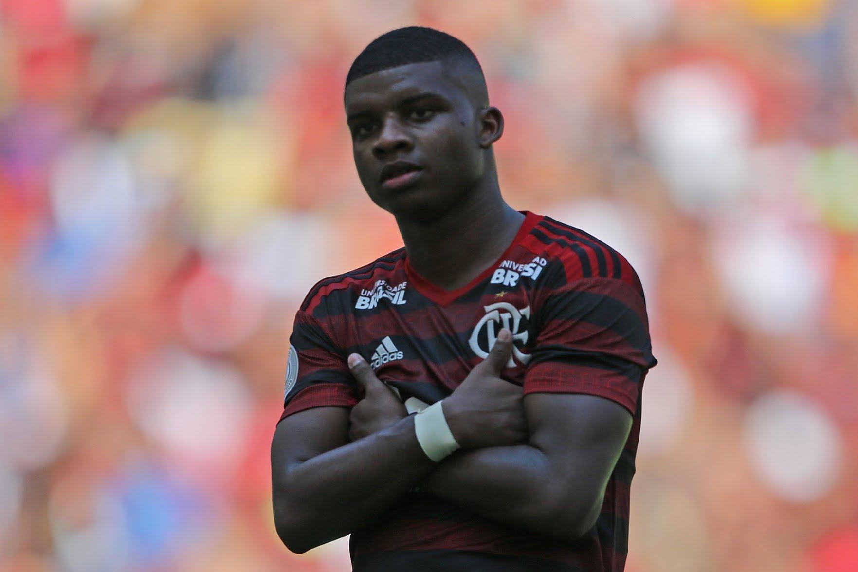CAMPEONATO BRASILEIRO  2019 - Flamengo x Chapecoense se enfrentam no Estádio Maracanã pela 4a Rodada. Na foto o Lincoln, comemora seu gol. Daniel Castelo Branco / Agência O Dia