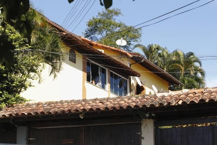 Casa onde o pastor Anderson do Carmo e a deputada Flordelis moravam em Niterói e onde ele foi executado